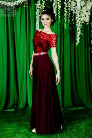 Вечернее платье Барбара