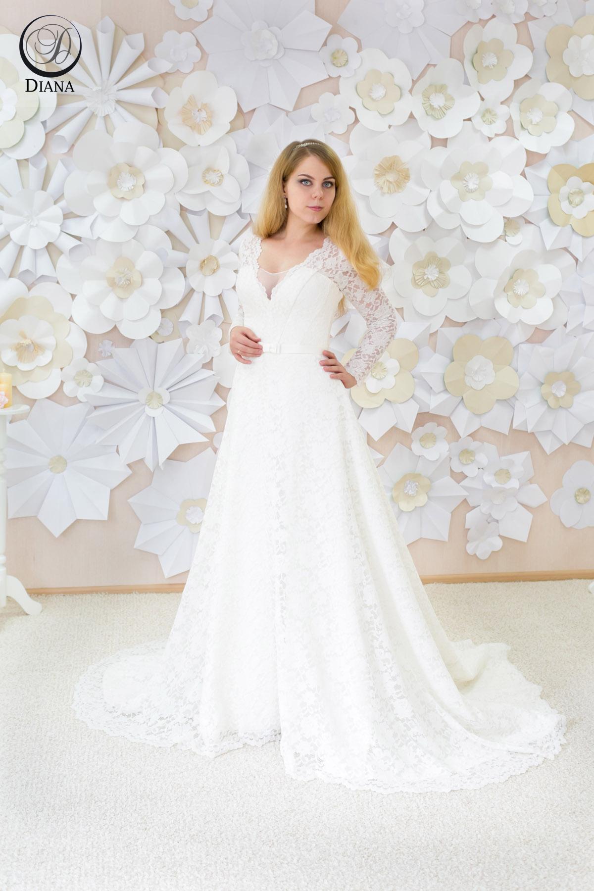 8ad2b06bf42 Свадебное платье Изабелла