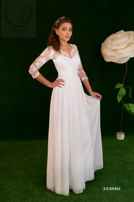 Свадебное платье Эллина