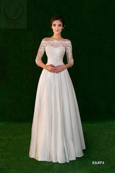 Свадебное платье Кьяра