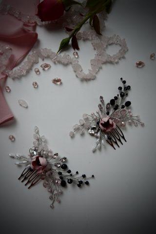 Гребешки маленькие розовые