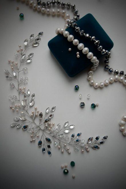 Веточка-кристаллы