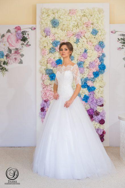 Свадебное платье Ориана