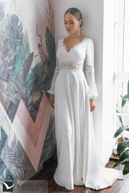Свадебное платье Саломи
